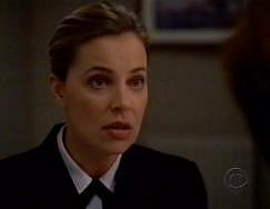 Lieutenant Loren Singer